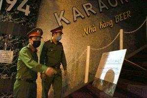 Cơ sở karaoke, quán bar bị tạm dừng hoạt động vẫn lén lún mở cửa có thể bị truy cứu trách nhiệm hình sự