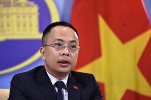 Hoạt động của Trung Quốc ở Hoàng Sa, Trường Sa là vô giá trị
