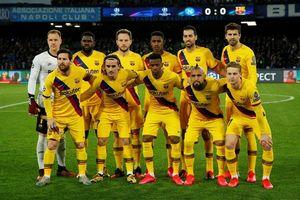 Barca sẵn sàng thanh lý 12 cầu thủ