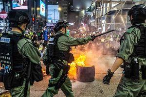 'Các vấn đề liên quan đến Hồng Kông là công việc nội bộ của Trung Quốc'