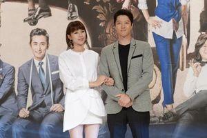 Thời trang ăn ý của vợ chồng Lee Dong Gun trước khi ly hôn