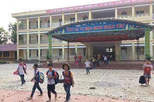 Phú Bình - Thái Nguyên: Huy động trên 20 tỷ đồng kiên cố trường lớp học