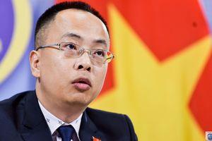 Việt Nam lên tiếng về hành vi Trung Quốc trồng và thu hoạch rau ở Hoàng Sa