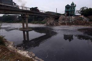 Bộ Tài nguyên và Môi trường 'hứa' mạnh tay xử lý ô nhiễm trầm trọng ở hệ thống thủy nông Bắc Hưng Hải