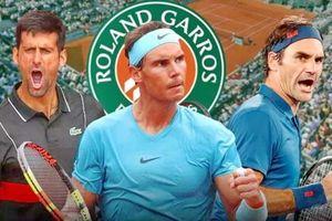 Giải quần vợt Roland Garros sẽ thi đấu trở lại vào tháng 9