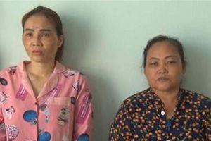 Hai 'nữ quái' trong đường dây vận chuyển, tàng trữ 2 kg ma túy đá