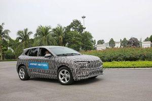 Lộ diện mẫu ô tô điện do VinFast phát triển