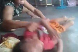 Xác minh clip người phụ nữ bóp cổ, đánh đập bé trai ở Bình Dương