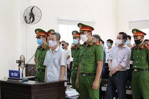 Cựu Bí thư thị xã Bến Cát (Bình Dương) bị tuyên 10 năm tù giam