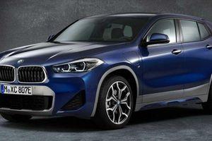 BMW X2 xDrive25e PHEV 2021 ra mắt: cải thiện hiệu suất, tinh chỉnh ngoại hình
