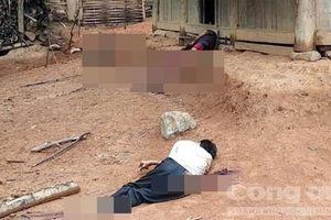 Gã thanh niên sát hại hai vợ chồng hàng xóm rồi tự sát