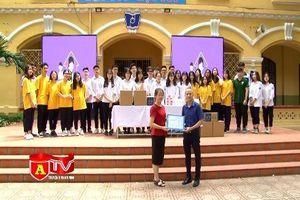 Chung tay cùng nhà trường phòng chống dịch bệnh cho học sinh