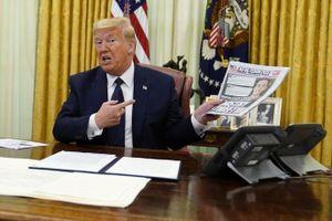 TT Trump ký sắc lệnh nhắm vào mạng xã hội