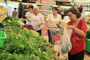 Hà Nội: CPI tháng 5 giảm 0,25%