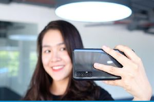 Khám phá camera selfie 44 MP trên Oppo Reno3 Pro