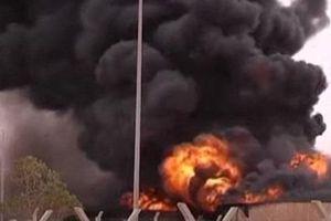 Căn cứ quân sự của Thổ Nhĩ Kỳ tại Libya bị máy bay không người lái UAE tấn công?
