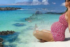 5 điều mẹ bầu cần lưu ý khi đi du lịch ngày hè