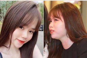 Bạn gái Quang Hải phản ứng khi bị 'soi' nhan sắc ngoài đời khác xa trong ảnh