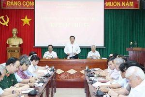 Dự thảo Báo cáo chính trị Đại hội XIII của Đảng đạt được sự thống nhất cao