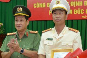 Điều động, bổ nhiệm nhân sự lãnh đạo Công an Đồng Tháp, Tiền Giang