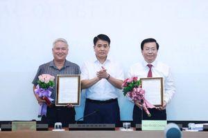 Chủ tịch quận Đống Đa Võ Nguyên Phong làm Giám đốc Sở Xây dựng Hà Nội