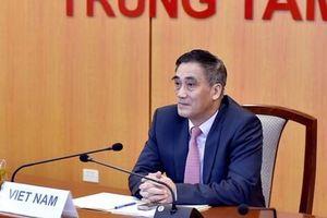 Thứ trưởng Trần Xuân Hà dự Hội nghị trực tuyến cấp cao của Liên Hợp quốc