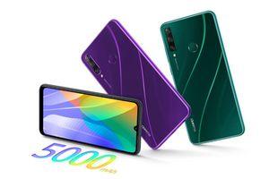 Huawei ra mắt smartphone giá rẻ Huawei Y6p và máy tính bảng MatePad T8