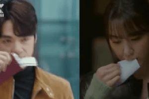Seo Ji Hye tái hiện cảnh xé vé cực hot của 'thánh lừa đảo' ở Crash Landing on You, chờ gì mà không đẩy thuyền?