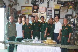 Bảo tàng Hà Nội tiếp nhận 8 kỷ vật kháng chiến tại Phú Thọ