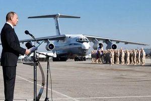 Nga lên kế hoạch mở rộng các căn cứ quân sự ở Syria