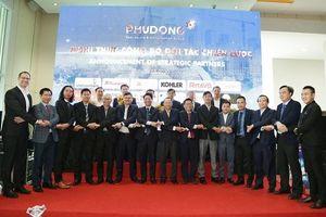 Phú Đông Group hợp tác chiến lược với nhiều đối tác uy tín