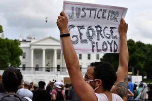 Biểu tình lan tới thủ đô Mỹ, Nhà Trắng bị phong tỏa