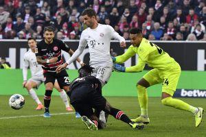 Bayern vs Dusseldorf: Chờ mưa bàn thắng