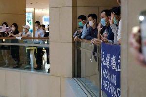 Hồng Kông cảnh báo Mỹ 'chơi dao hai lưỡi' nếu xóa bỏ quy chế đặc biệt