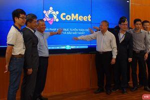 Gói giải pháp họp trực tuyến mã nguồn mở 'Make in Vietnam' giá từ 350 triệu đồng