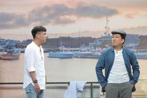 Hồ Quang Hiếu thẳng thừng chê Trường Giang lùn trên sóng truyền hình