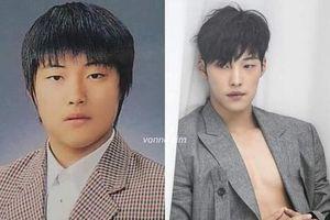 Ngỡ ngàng màn dậy thì thành công của 'cận vệ' Woo Do Hwan