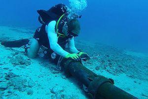 Nỗ lực khắc phục sự cố cáp quang biển