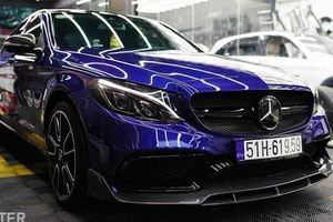 Mercedes-Benz C 250 độ phiên bản C 63 AMG bán lại giá chỉ ngang 'đàn em' C 180 mới ra mắt