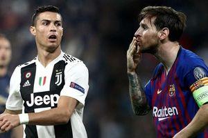 Ronaldo theo định luật Euclid còn Messi theo trường phái Einstein