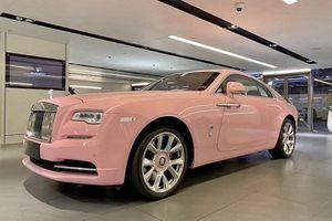 Chiếc Rolls-Royce Wraith này có gì khiến dân chơi Việt 'thèm khát'?