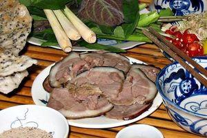 Làm sao dung hòa với người vợ… thích ăn thịt chó?