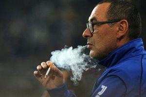 Sao Juventus tiết lộ về thói quen hút thuốc lá 'điên cuồng' của Sarri