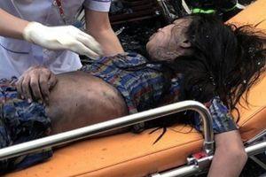 TP HCM: 7 người kẹt trong căn nhà cháy dữ dội được cứu thế nào?