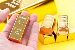 Giá vàng trong nước bình ổn ở phiên cuối tuần