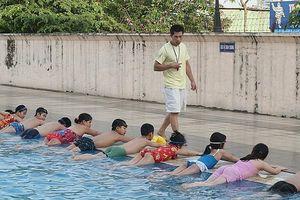 Thanh Hóa: Phát động tập bơi nhằm phòng, chống đuối nước