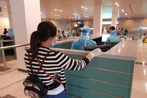 Đưa công dân Việt Nam từ Singapore về nước