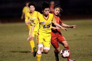 Ngày 1-6: Giải bóng đá nữ Vô địch U.19 Quốc gia 2020 chính thức bắt đầu