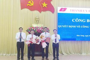 Ông Nguyễn Hà Nam giữ chức Phó Bí thư Huyện ủy Hòa Vang