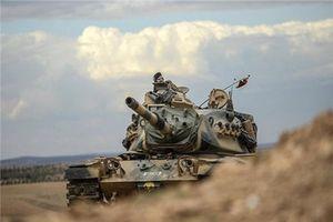 Thổ Nhĩ Kỳ bất ngờ oanh kích dữ dội Quân đội Syria tại Aleppo